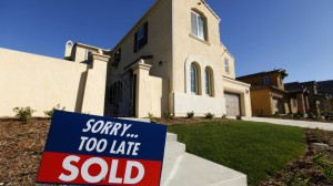 housing market slows down